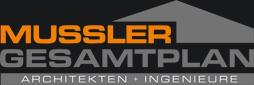 Mussler Gesamtplan Logo